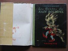 LES CONTES DU NAIN ROUMPEL  (1948) dessins de J. Demachy