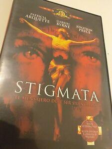 dvd  STIGMATA  ... el mensajero debe ser silenciado ☆ Con Patricia arquette ...