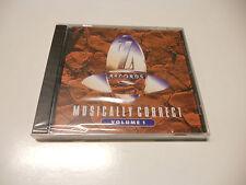 """VVAA """"Musically Correct Vol1"""" AOR Compilation 1998 Z Records"""
