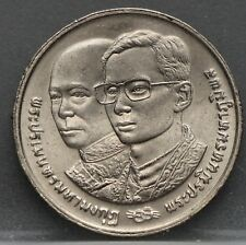 Thailand - 2 Baht 1992 64th Birthday of Rama IX