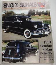 Smoke Signals Magazine 1951 Pontiac Sedan April 2000 051915R