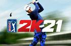 PGA Tour 2K21 (PC) Digital Version Steam Key Code