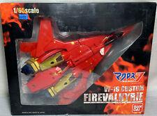 Bandai VF-19 DX Fire Valkyrie 1/65 1994 Anime Macross 7 *US SELLER* Robotech