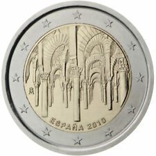 manueduc   ESPAÑA   2010  2 EUROS  MEZQUITA DE CÓRDOBA Conmemorativa  NUEVOS