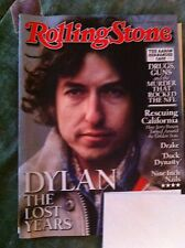 Bob Dylan Rolling Stone Magazine September 12, 2013 #1191 The Lost Years