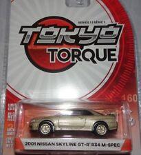 Voitures, camions et fourgons miniatures Greenlight GT pour Nissan