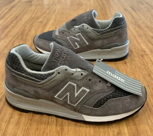 NEW BALANCE M997PAK OG Wool Houndstooth Lifestyle Sneakers Men's Size 5 NEW