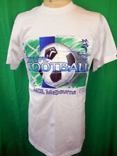 Vintage NWT Official 2000 Sydney Olympics Melbourne MCG Football Cotton T-Shirt