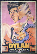 BOB DYLAN REPRO 1967 DONT LOOK BACK PROMOTIONAL PROMO MOVIE POSTER
