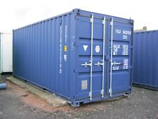 "ONE TRIP 20ft SHIPPING CONTAINER'S FOR SALE ""In stock now"" portable cabin store"