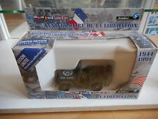 Solido Willys Jeep in Army Green on 1:43 in Box