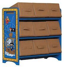 Pirates Storage Units for Children