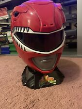 New listing Power Rangers Lightning Collection Mighty Morphin Red Ranger Helmet