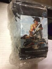 Soulcalibur 3 TCG CCG Booster Pack LOT Of 24-packs For Trading Card Game