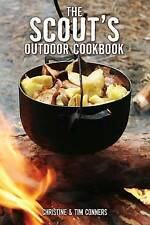 NEW Scout's Outdoor Cookbook (Falcon Guide) by Christine Conners