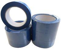 Malerkrepp Blau 48mm x 50m Feinkrepp Klebeband Masking Tape Feuchtigkeitsstabil