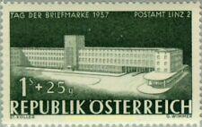 EBS Austria Österreich 1957 Stamp Day - Tag der Briefmarke ANK 1047 MNH**