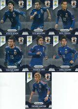 2014 Panini Prizm - World Cup Brazil - JAPAN - TEAM SET