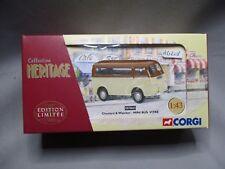 AG208 CORGI HERITAGE 1/43 CHENARD WALCKER MINI BUS VITRE EX70623 Ed Lim 2400ex
