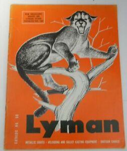 1969 Lyman Catalog No. 50