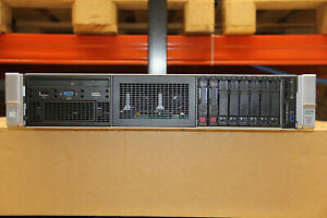 HP DL380 Gen 9 Server 1 x E5-2630L V3 4GB DDR4 Dual 10GBe 2 x 600GB SAS