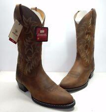 Ariat Heritage Medium Toe Cowboy Boots, Mens Size:10 Medium (B109)