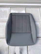 2005-2010 Jeep Grand Cherokee Bottom Seat Cushion Grey Cloth Left OEM