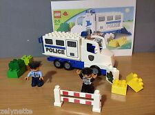 LEGO 5680 LE CAMION DE POLICE LEGOVILLE