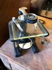 Vintage Antique Spencer USA Dissecting  Optical Microscope