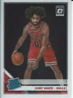 2019-20 Panini Donruss Optic Coby White Rated Rookie #180 RC Bulls