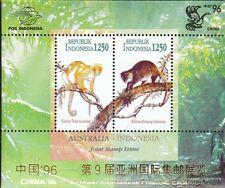 Indonesia Block108I mint never hinged mnh 1996 Kuskuse