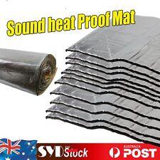 12/6 Sheet Heat Sound Deadener Proofing Car Bonnet Closed Cell Foam Insulation