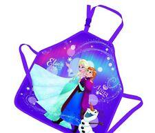 Frozen Anna und Elsa Kinderschürze Werkschürze Schürze Malschürze