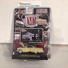 1954 Mercury Sun Valley * Yellow * M2 Machines Auto-Thentics * NF11