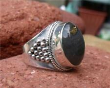 Gioielli di lusso grigio argento sterling 925 parti su 1000