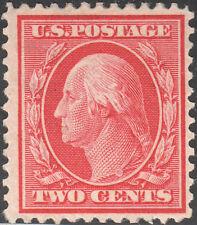 U.S. 375,6, 8 FVF MH (2c NH) (70518)