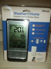 Oregon Scientific Weather @ Home Bluetooth enabled Weather Station BAR218HG