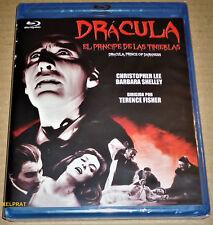 DRACULA PRINCIPE DE LAS TINIEBLAS / DRACULA PRINCE OF DARKNESS - English Español