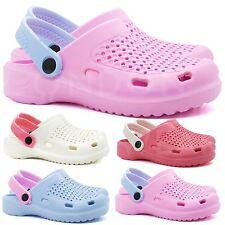 New Womens Clogs Garden Kitchen Hospital Sandals Shoes Ladies Beach Nurse Size