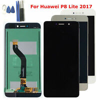 Per Huawei P8 Lite 2017 LCD Display Touch Screen Digitizer Schermo Completare IT