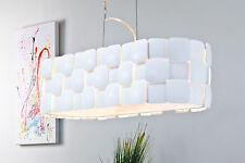 Lámpara Colgante Lámpara Colgante STATUS QUO 4 Lámparas Blanco NUEVO