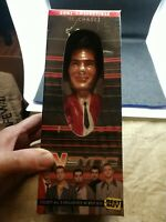 2001 NSYNC JC Chasez Bobble Head Doll 8-inch Best Buy Exclusive NIP, New in box