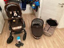 Kinderwagen ABC Design Viper 4s mit viel Zubehör