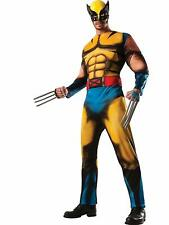 New Marvel Wolverine Adult Costume XL 44-46