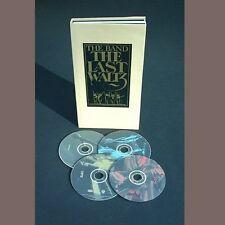 The Band The Last Waltz 4 CD Box Set Rhino