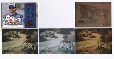 92 Wheels Dale Earnhardt Tribute Hologram GOLD BV$5! (Also available in blister)
