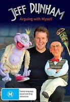 Jeff Dunham - Arguing with Myself (DVD, 2009) Brand New  Region 4