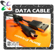 Sony Ericsson DMU-70 USB Charger Data Cable X1a Xperia