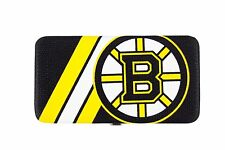 NEW BOSTON BRUINS HOCKEY JERSEY CLUTCH SHELL WALLET
