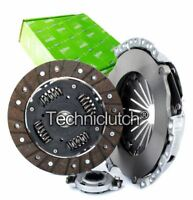 VALEO 3 PART CLUTCH KIT FOR VW POLO HATCHBACK 60 1.4